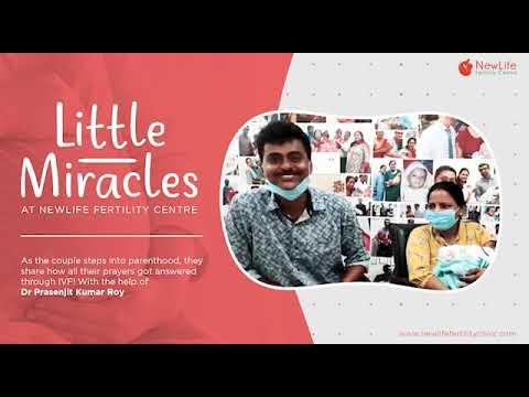 Little miracles at newlife fertility centre