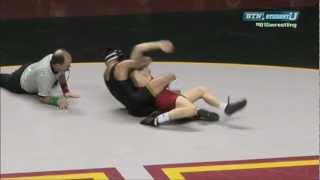 National Duals – Iowa Wrestling Defeats Cornell 21-16 in Quarterfinals