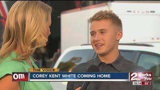 Corey Kent White Does Not Advance