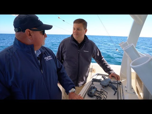 Boating Tips | Raymarine Edition: Axiom UAV App for DJI Mavic Pro Drones