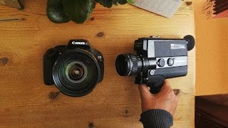 How to Fake the Super 8 Film Look
