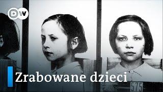 Zrabowane dzieci -polskienapisy