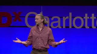 Why we hold hands: Dr. James Coan at TEDxCharlottesville 2013