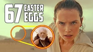 Star Wars: Rise of Skywalker Trailer: Every Easter Egg and Secret
