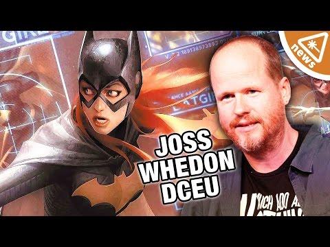 How Joss Whedon's Batgirl Will Redefine the DCEU! (Nerdist News w/ Jessica Chobot)