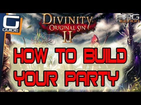Divinity: Original Sin 2 - How to Build Undead Custom Characters