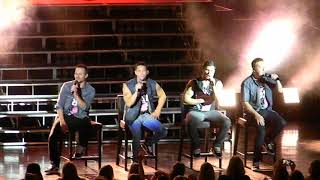 """98 Degrees """"My Everything"""" July-29-2016 Meadow Brook Amphitheatre Detroit, Michigan"""