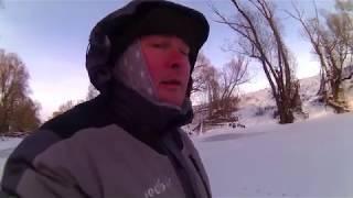 Рыбалка зимой в калужской области