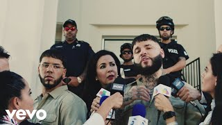 Farruko Anuel Aa Kendo Kaponi Delincuente Official Video