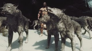 Skyrim Mods: Pack Of Wolves Back Up (PS4/XBOX1/PC)
