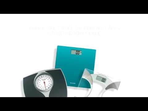 Salter Bathroom Scales Guide