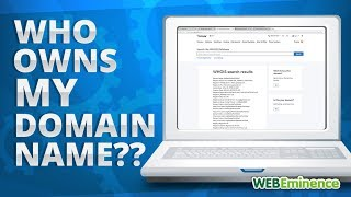 Domain Name RECOVERY. Who Owns MY Domain Name?