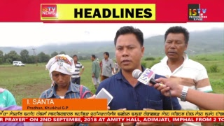5 PM MANIPURI NEWS 2nd SEPTEMBER 2018 / LIVE
