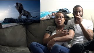 REACTION to The Lion King (2019) Official Teaser Trailer   (DISNEY LIVE ACTION)