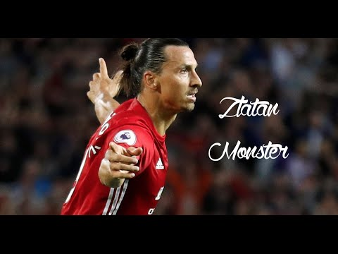 "Zlatan Ibrahimovic ""Monster"" – Goals and Skills 2016 HD"
