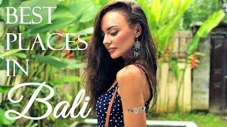 Бали|Самые яркие и красивые места на Бали|ВЛОГ Водопады, озера , парадайс бич, концерт и лес обезъян