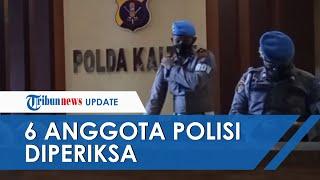 Pria di Balikpapan Tiba-tiba Ditahan dan Meninggal Keesokan Harinya, Polda Kaltim Periksa 6 Polisi