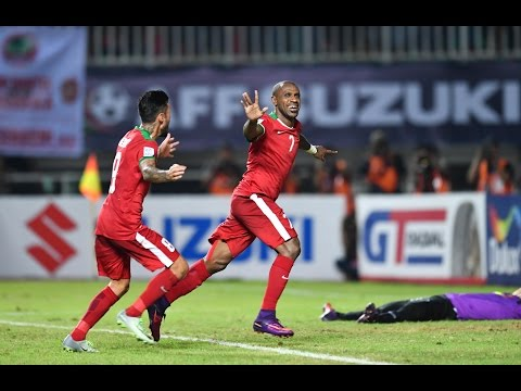Indonesia Vs Vietnam (AFF Suzuki Cup Semi-final: First-leg)