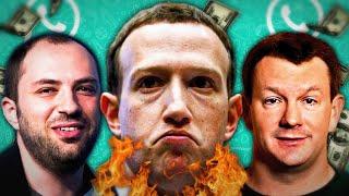 💬 Los EMPRENDEDORES que Fueron RECHAZADOS   Caso Whatsapp