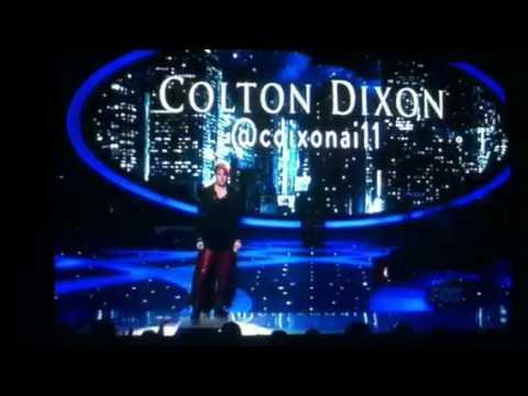 Colton Dixon Bad Romance
