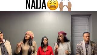 Queen Naija War Cry | Shelby5 Cover