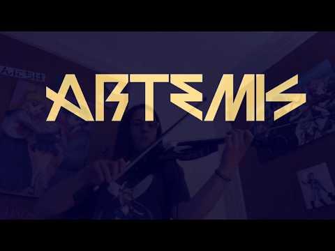 Artemis - Lindsey Stirling Electric Violin Cover