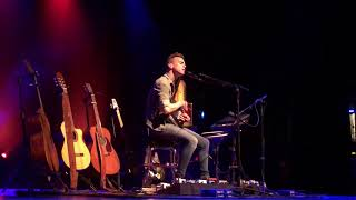 "Asaf Avidan, ""A Ghost Before The Wall"" Tel Aviv 24.2.18"