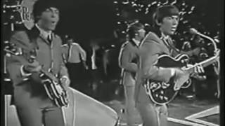 Rollover Beethoven by the Beatles - if George Harrison performed it with todays technology