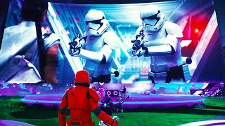 fortnite star wars event full video no commentary