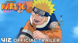 Naruto Set 3 Blu-ray | Viz Media Official Home Video English Dub Trailer