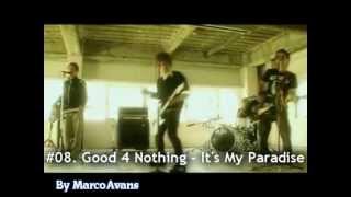 My Top 10 Rock - Punk Japanese Band (MV)