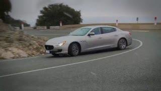 [Autocar] Maserati Quattroporte vs Jaguar XJ