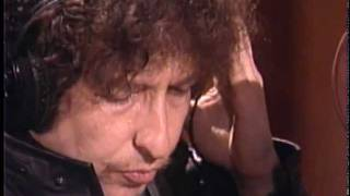"Bob Dylan Rehearses ""We Are The World"""