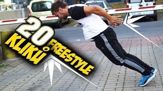 20 Typů Freestyle Kliků   Tary