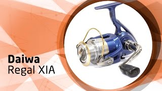 Катушка daiwa regal xia 2500