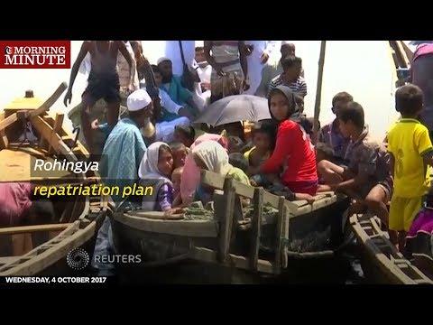 Rohingya repatriation plan