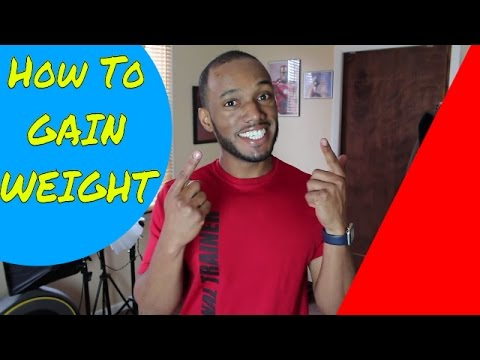 Video How To Gain Weight With A Fast Metabolism And Be Healthy - Top 5 Ways