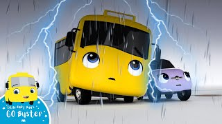 Go Buster - Buster and The Storm | BRAND NEW SERIES | Kids Cartoon | Little Baby Bum