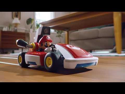 Видео № 0 из игры Mario Kart Live: Home Circuit (Mario) [NSwitch]