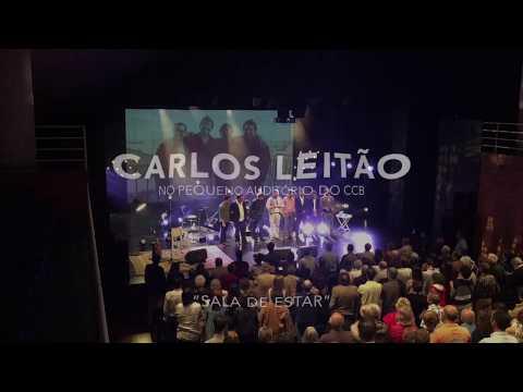 """Carlos Leitão e a """"Sala de estar"""" no CCB"""