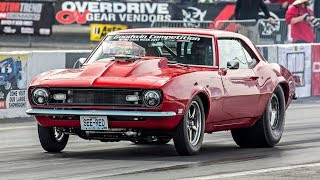 REPLAY: Day 1 – HOT ROD Drag Week 2018 from Atlanta Dragway