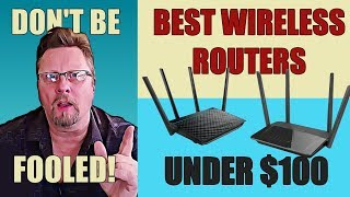 Best Wireless Routers Under $100 | WiFi Buying Guide
