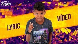 MC Bruninho - Me Conquistou (Lyric Video)