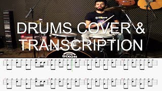 "Lenny Kravitz - ""I'll Be Waiting"" - Drum Cover With Transcription"