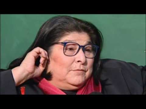 Mercedes Sosa video Entrevista CM - 1997