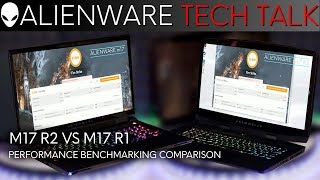 YouTube Video 1UnttWlNAO4 for Product Dell Alienware m17 R2 and m15 R2 Gaming Laptops by Company Dell in Industry Computers