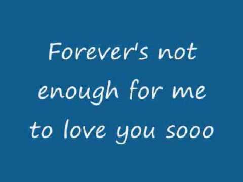 Forever's Not Enough Lyrics