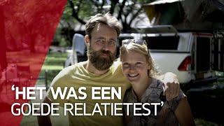 Dirk en Karien plotseling vast in Botswana door coronacrisis