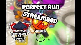 Bloons TD6 Chute CHIMPS Mode Perfect Run - Nitecat Gaming