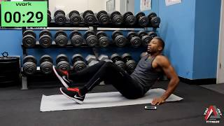 10 Minute Lower & Mid Abs Workout